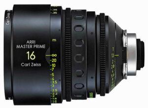 Arri, Master Prime, 16 mm
