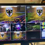 Remote Produktion für Fußballclub AFC Wimbledon