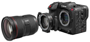 Canon, C70, Kamera