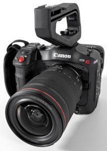 Canon, C70, Kamera, © Sas Kaykha