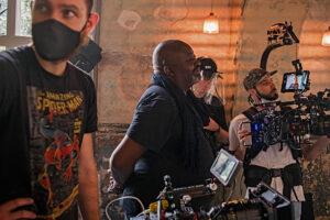 Dokumentar-Kurzfilm »I Still Breathe«, Cooke