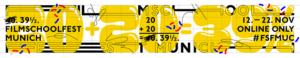 Filmschoolfest Munich 39 ½, Logo