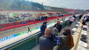 Gravity, Formel 1, Italien