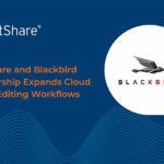 Partnerschaft: Editshare und Blackbird