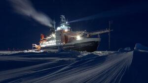Polarstern, © rbb/AWI/Steffen Graupner,
