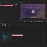 Adobe: Media Replacement in Motion Graphics Templates