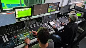 RWE, VR-Studio, Installation