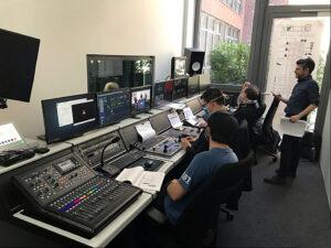 RWE, VR-Studio, Regie