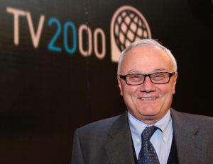 TV2000, Massimo Porfiri, © Stefania Casellato