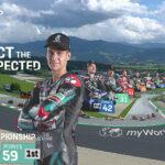 MotoGP mit VR und Augmented Reality