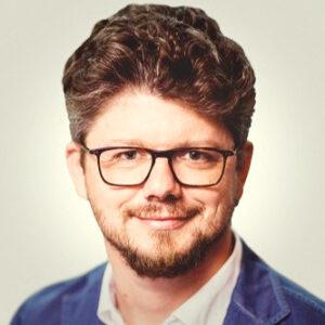 Wladislaw Grabowski, COO, Broadcast Solutions