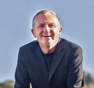 Mike Downey, Vorsitzender, EFA