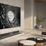 MicroLED-TV für Consumer