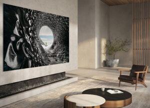 Samsung, MicroLED, 110 Zoll