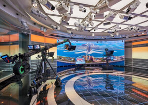 Asharq News, Studio