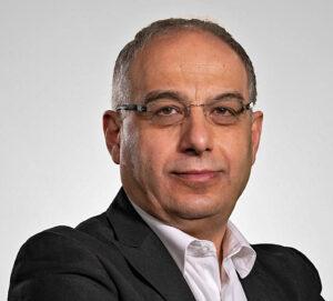 Omran Abdallah, CTO, Asharq News
