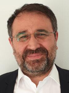 Porträt, Muzaffer Beygrici, Mitbegründer/Geschäftsführer Nablet