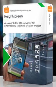 Nablet, Heightscreen, Box