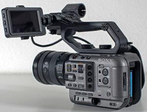 Sony, Kamera, FX6, © Sas Kaykha