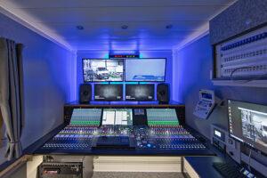 Broadcast Solutions, Hörfunkwagen, WDR