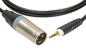 Klotz, Mischadapter, Stereo-Klinke auf XLR