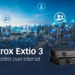 Matrox stellt KVM-Steuerung über das Internet vor