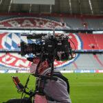 Arri Alexa Mini feiert Premiere beim CL-Spiel Bayern – Rom
