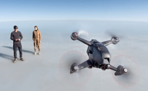 DJI, FPV, Drohne