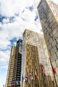 EuGH, Gebäude. Luxemburg, © Gerichtshof der Europäischen Union