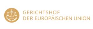 EuGH, Logo