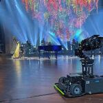 Remote-Dolly MagCam bei der Grammy-Verleihung