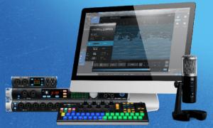 PreSonus, Universal Control 3.4.2, PreSonus-Hardware