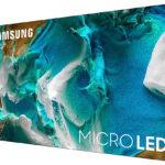 Samsung nennt MicroLED-Preise