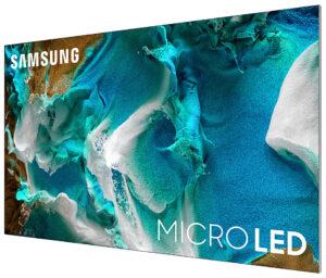 Samsung, MicroLED