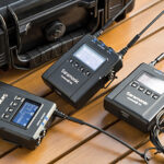 UHF-Audiofunkset UwMic9s von Saramonic