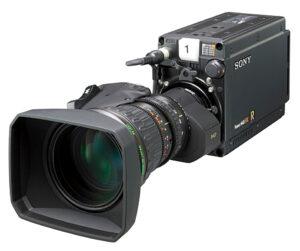 Sony, HD-Kamera, HDC-P1