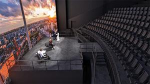 Imax-Kinosaal, Berlin
