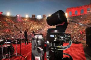 ©Tecnopoint; Panasonic, PTZ-Kameras, Verona
