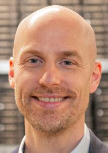 Florian Peuler, Head of Cinema Distribution und Mastering, Arri Media