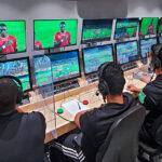 Schiedsrichter-Videotechnik bei der Afrika-Fußballmeisterschaft