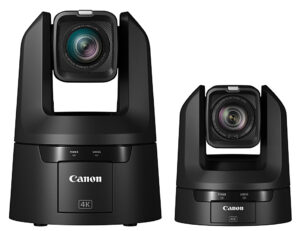 Canon, PTZ-Kameras, CR-N300, CR-N500