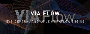EVS, Via Flow, Logo