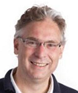 Xavier De Vynck, SVP Major Events & Business Development, EVS