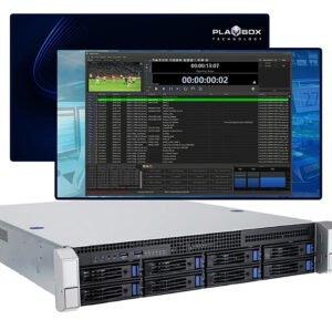 Playbox, Playout, Server