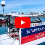 Thomas Riedel über den America's Cup