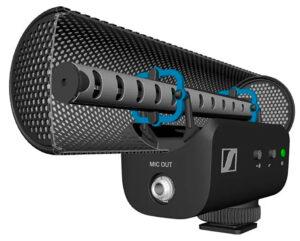 Sennheiser, Mikrofon, MKE 400