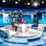 »Welt Fernsehen«: Live aus dem Axel-Springer-Neubau