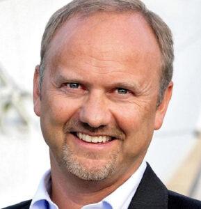 Serge Van Herck, CEO, EVS