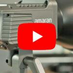 LED-Scheinwerfer-Baureihe Amaran von Aputure