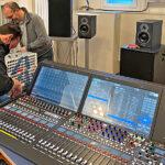 BH Audio: neue Lawo-Pulte mc²36 MKII